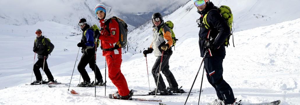 Beginner Ski & Snowboard Weeks