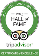HALL OF FAME - TRIP ADVISOR