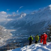 Chamonix Ski Resort