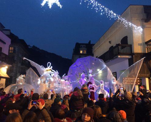 Christmas Chamonix