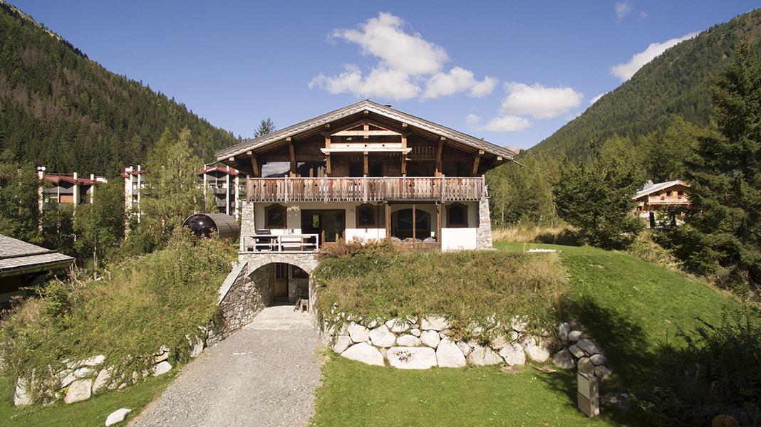 Luxury Chalet Chamonix - Arberons