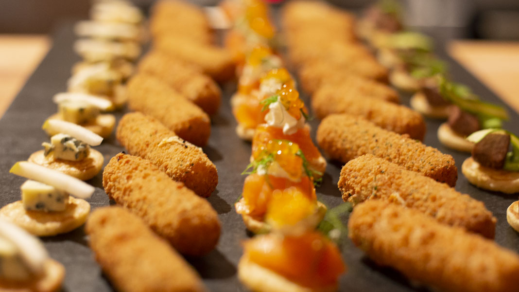 Luxury Chalet Arberons - Canapes