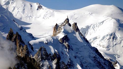 Cold Fusion Chamonix Mont Blanc