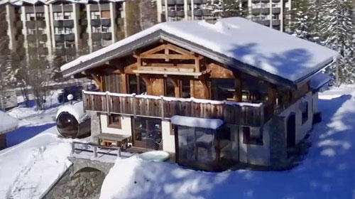 Accommodation - Chalet Arberons