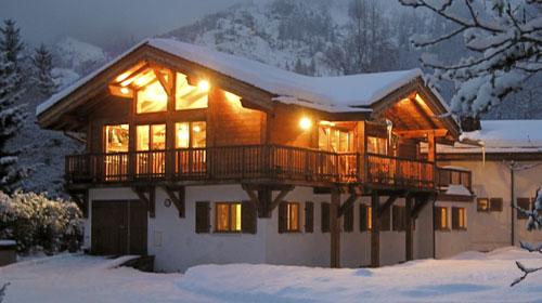 Accommodation - Chalet Les Bois