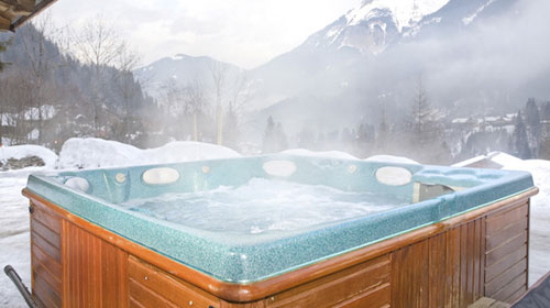 Retreat to the Hottub