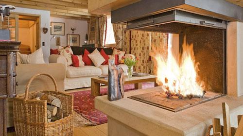 The Retreat Living Room