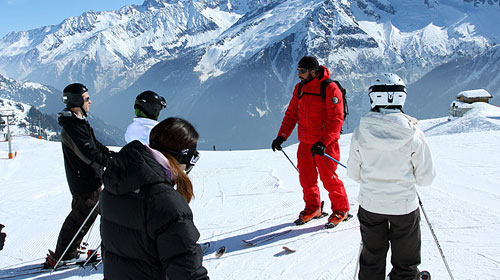 Ski and Snowboard Coaching