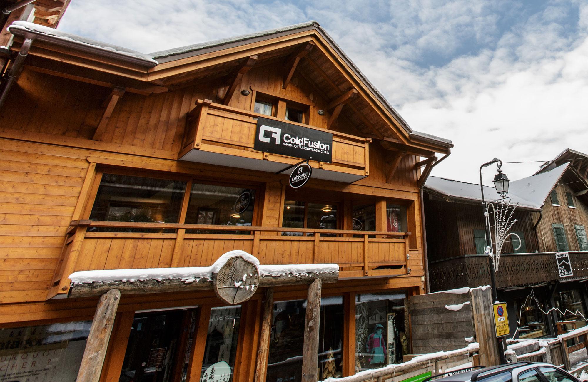 Morzine Ski Chalet