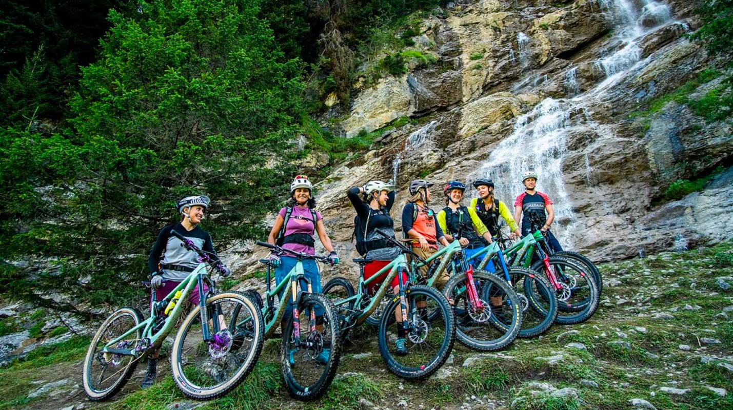 Mountain Bike Crew