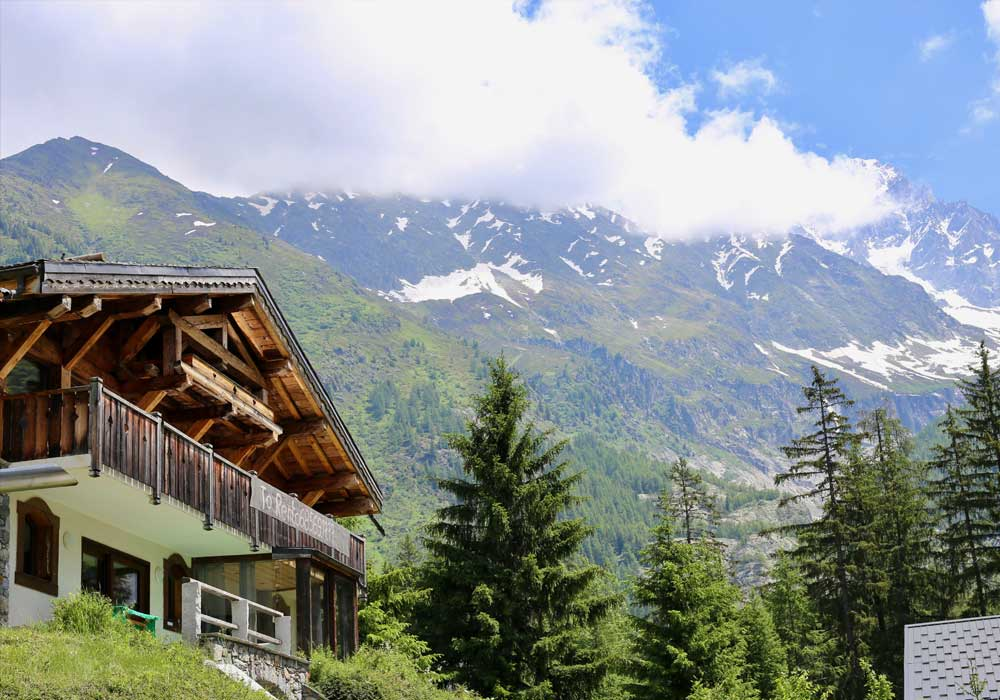 Self Catered Accommodation Chamonix Arberons