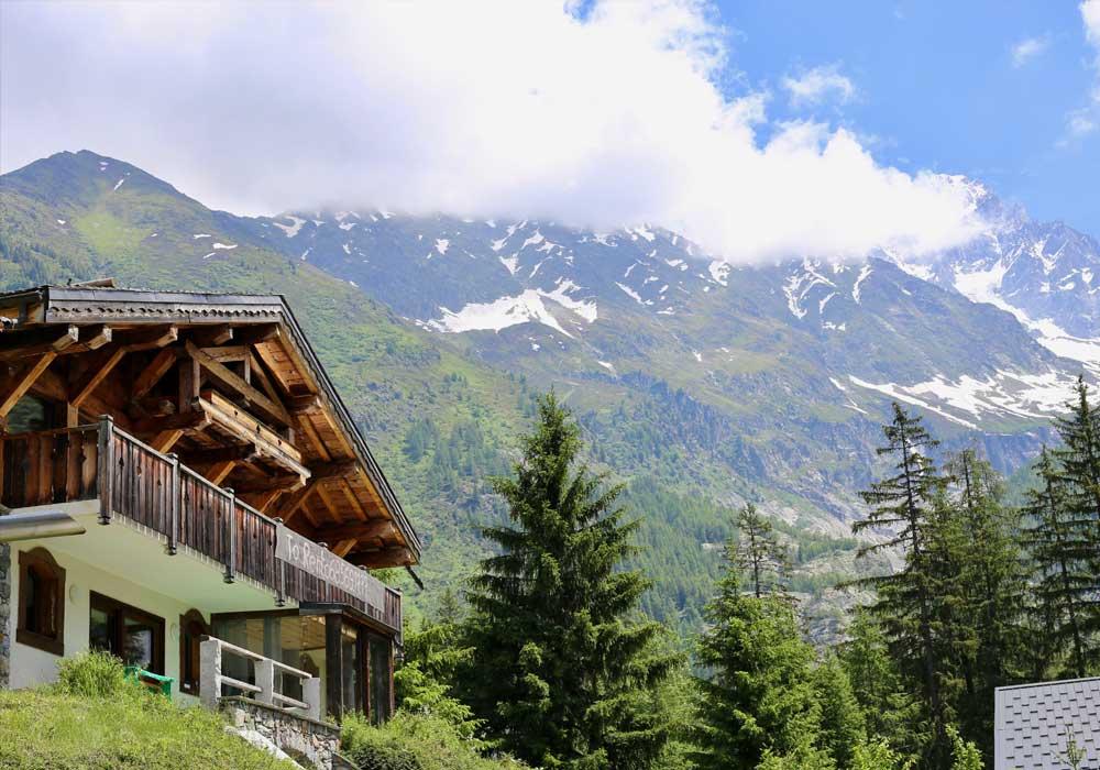 Self Catered Accommodation Chamonix Arberons