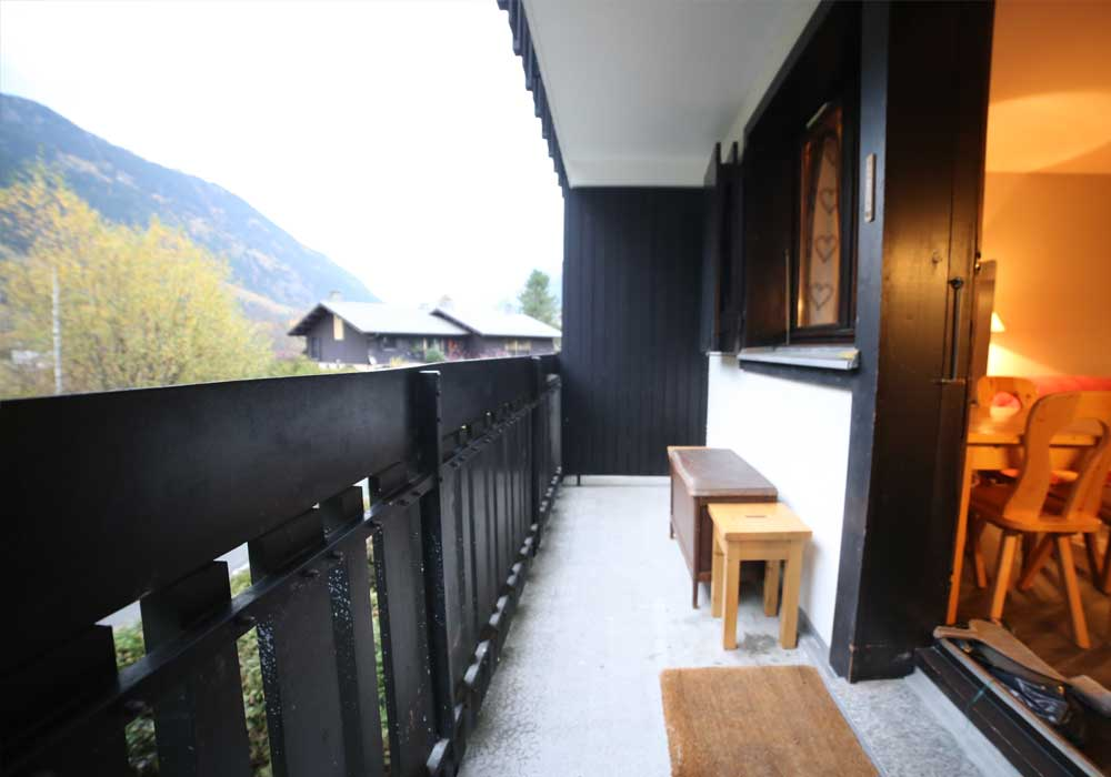 Champraz Apartment Balcony