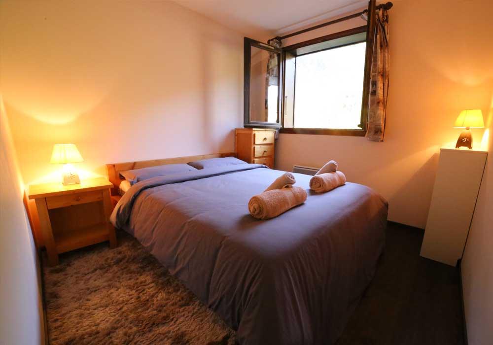 Champraz Apartment Bedroom