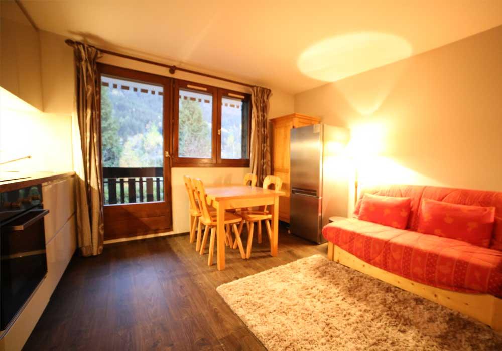 Self Catered Apartment Chamonix Champraz