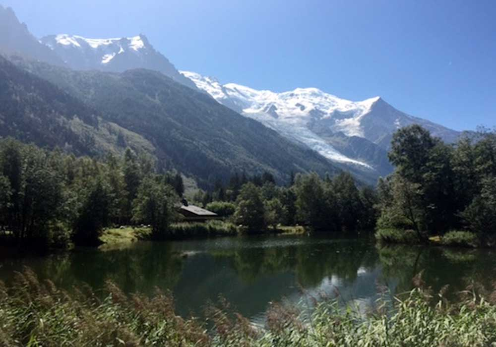 Great Views of Montblanc