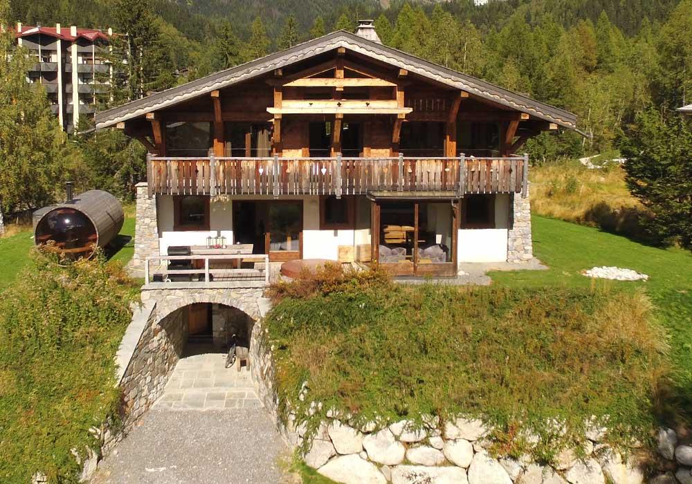 Chalet Arberons Chamonix