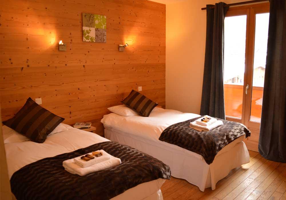 Chalet Eagle Bedroom