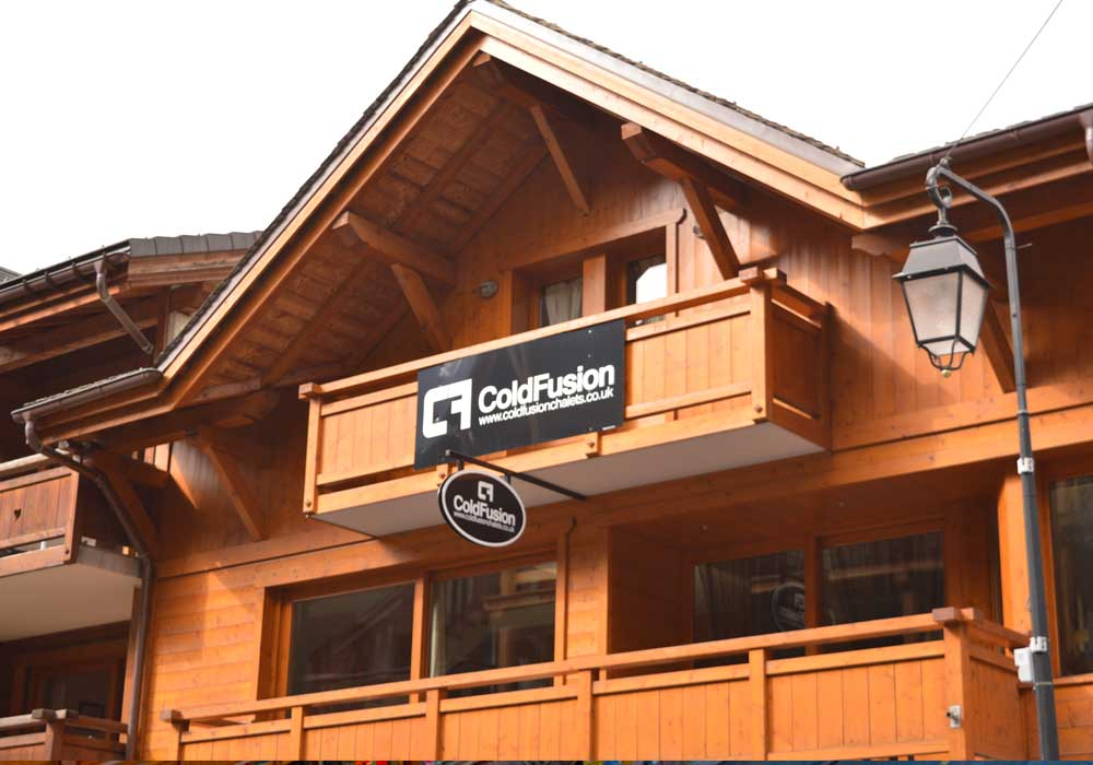 Self Catered Chalet Morzine - Chalet Eagle