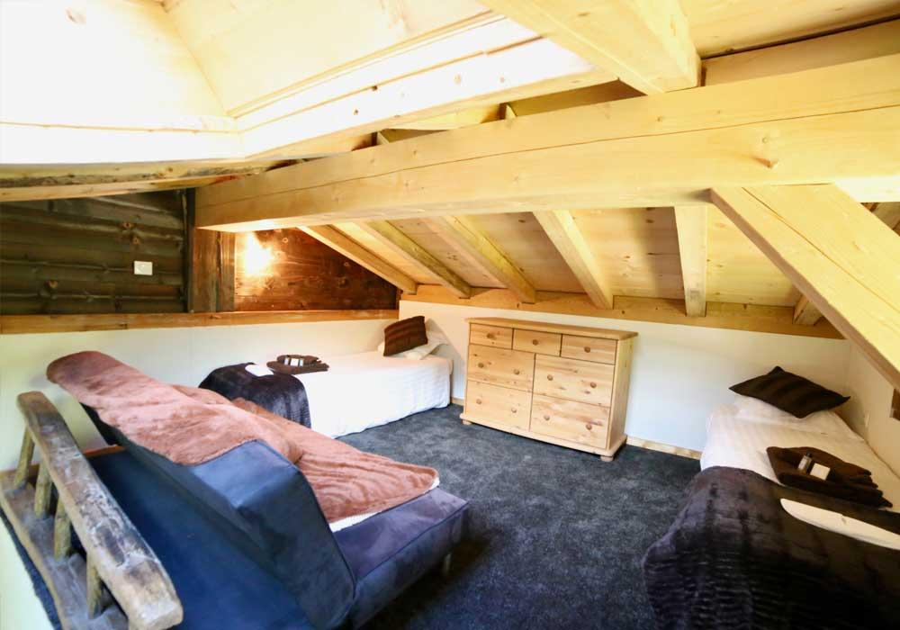 Self Catered Studio Arberons Lounge