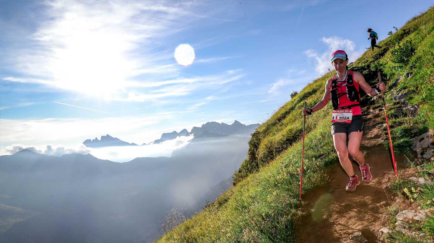 Morzine Trail Running